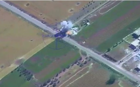 Tình hình chiến sự Syria mới nhất ngày 16/1: UCAV bí ẩn của Nga ra đòn đánh cực chính xác tại Syria - Ảnh 1