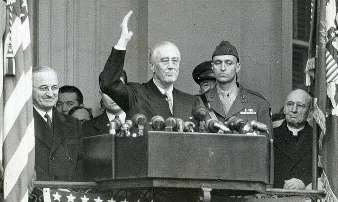 Tiết lộ về lễ nhậm chức Tổng thống Mỹ ngắn nhất lịch sử - Ảnh 1