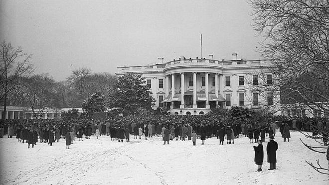 Tiết lộ về lễ nhậm chức Tổng thống Mỹ ngắn nhất lịch sử - Ảnh 2