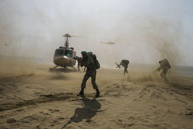 Tin tức quân sự mới nhất ngày 20/1: Iran tập trận liên tiếp giữa bối cảnh leo thang căng thẳng - Ảnh 1