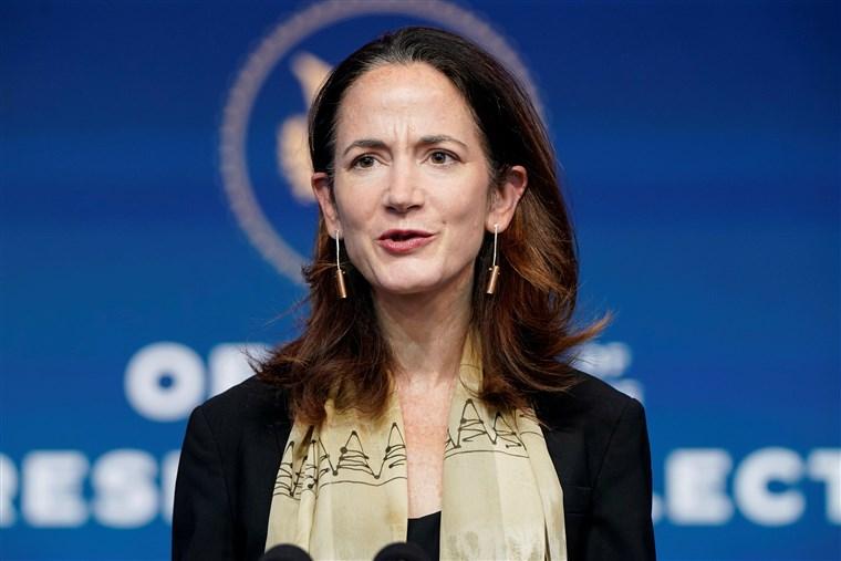 Bà Avril Haines trở thành nữ Giám đốc Tình báo quốc gia đầu tiên trong lịch sử Mỹ - Ảnh 1