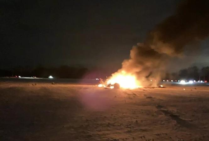 Tin tức quân sự mới nhất ngày 21/1: Trực thăng Vệ binh quốc gia Mỹ gặp nạn, 3 người tử vong - Ảnh 1