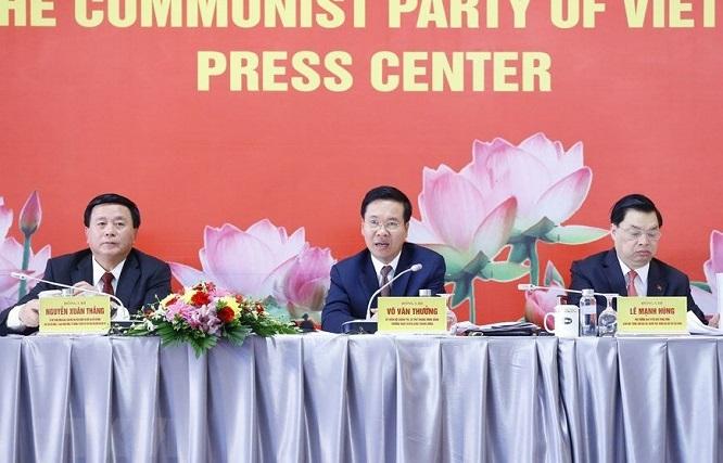 Đại hội XIII của Đảng: Đại biểu cao tuổi nhất là 77, ít tuổi nhất là 34 - Ảnh 2