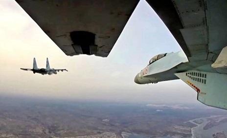 Tin tức quân sự mới nhất ngày 23/1/2021: Syria kêu gọi Mỹ rút quân về nước - Ảnh 3