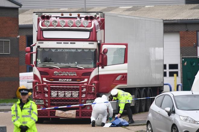 Tuyên án vụ 39 người Việt tử nạn trong container tại Anh - Ảnh 1