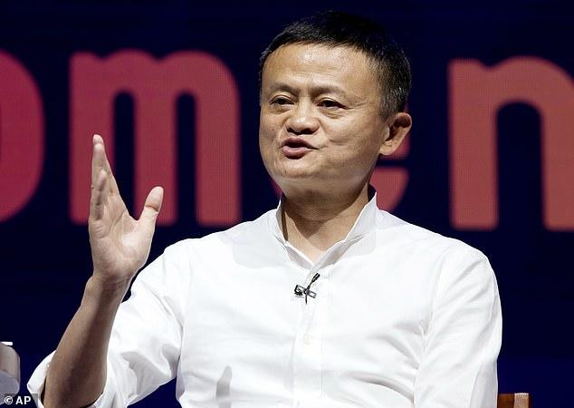 """Tỷ phú Jack Ma bất ngờ """"mất tích"""", giá cổ phiếu xuống dốc không phanh khiến 11 tỷ USD """"bốc hơi"""" - Ảnh 1"""
