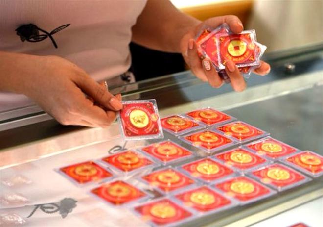 Bán vàng ngày vía thần tài, chủ tiệm ở Hải Dương bị phạt 20 triệu đồng - Ảnh 1