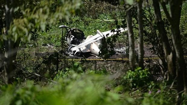 Rơi máy bay quân sự tại Mexico, ít nhất 6 binh sỹ thiệt mạng - Ảnh 1