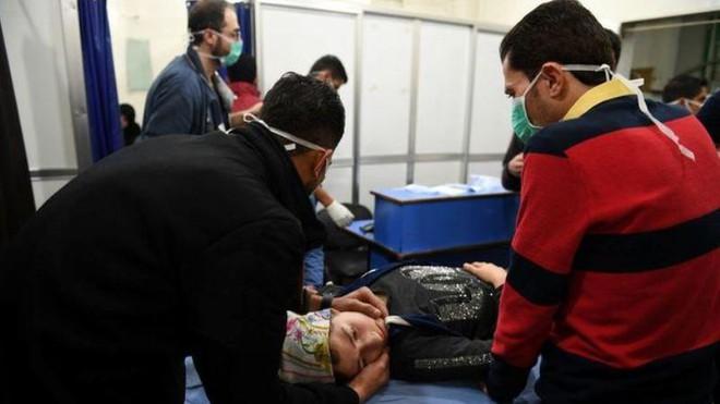Nga cảnh báo về âm mưu tấn công hoá học tại Syria của lực lượng khủng bố - Ảnh 1