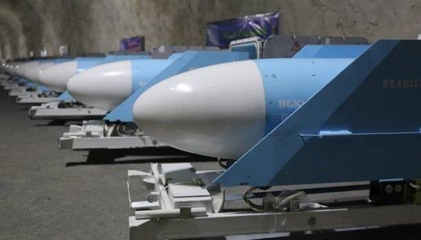 Iran trình làng 'thành phố tên lửa' bí mật dưới lòng đất  - Ảnh 1