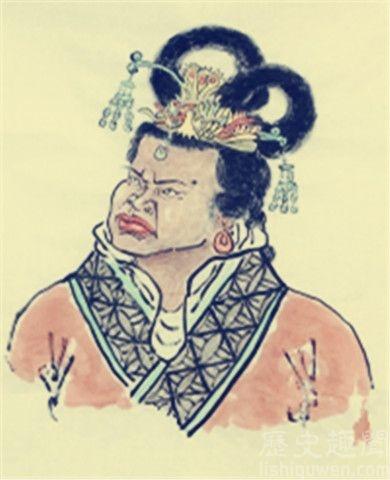 """Vị hoàng hậu xấu xí, """"sinh hoạt buông thả"""" bậc nhất lịch sử Trung Quốc - Ảnh 1"""