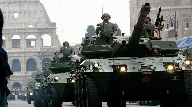 Tin tức quân sự mới nhất ngày 22/3: Xe tăng quân đội Italy bắn nhầm nông trại trong đêm - Ảnh 1