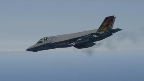 Tin tức quân sự mới nhất ngày 25/3: Tiêm kích F-35B Mỹ hỏng nặng vì ăn đạn của chính mình - Ảnh 1