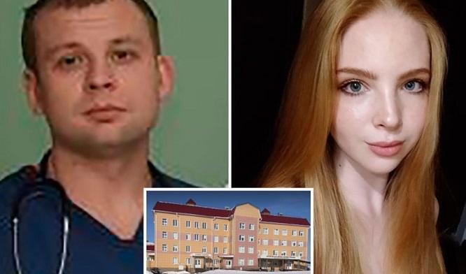Nữ y tá Nga bị bác sĩ cưỡng hiếp, sát hại ngay trong thang máy - Ảnh 1