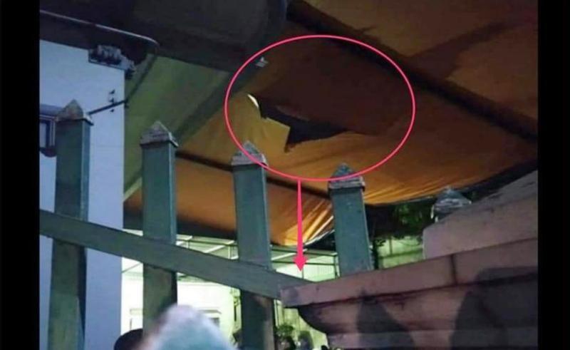Nam Định: Xót xa bé trai 4 tuổi rơi từ tầng 2 xuống đất tử vong - Ảnh 1