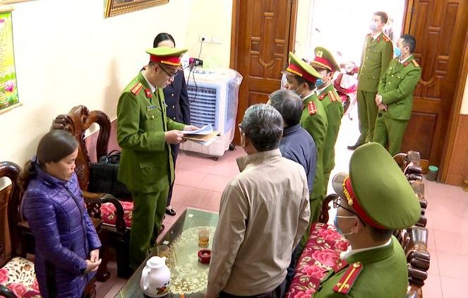 Thanh Hóa: Bắt Nguyên Chủ tịch thị trấn Ngọc Lặc  - Ảnh 1