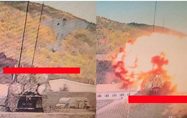 20 chiếc UAV của Thổ Nhĩ Kỳ hợp lực tấn công các tổ hợp Pantsir-S1 của Nga tại Syria - Ảnh 1