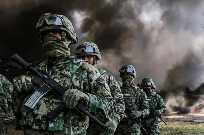 Mexico bắt giữ 30 binh sỹ liên quan tới 25 vụ dân thường mất tích  - Ảnh 1