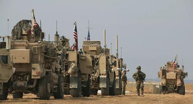 Tin tức quân sự mới nhất ngày 19/4/2021: Đoàn xe Mỹ ùn ùn chở khí tài tới Syria - Ảnh 1