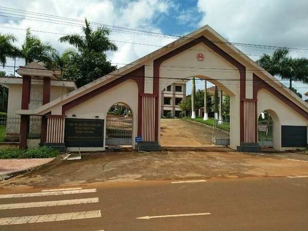 Đắk Nông: Đình chỉ công tác Chủ tịch UBND huyện Tuy Đức - Ảnh 1