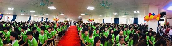 Trường Cao đẳng Công thương Việt Nam: Nhiều ưu đãi cho sinh viên nhân dịp lễ khai giảng - Ảnh 4