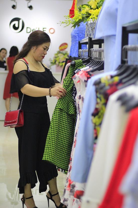 Thương hiệu thời trang Pháp De'LE.O ra mắt phái đẹp Việt - Ảnh 2