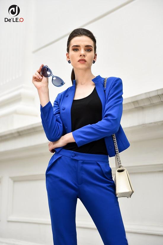 Thương hiệu thời trang Pháp De'LE.O ra mắt phái đẹp Việt - Ảnh 5