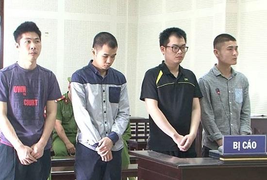 4 đối tượng người Trung Quốc dùng thẻ ATM giả để trộm tiền lĩnh án tù - Ảnh 1