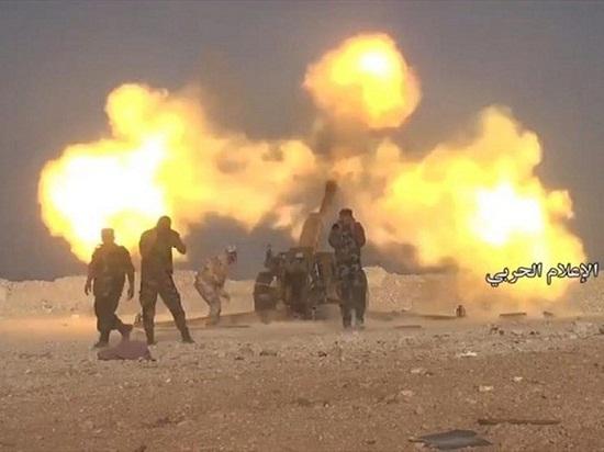 Syria dội hỏa lực, đáp trả cuộc tấn công khốc liệt của phiến quân - Ảnh 1
