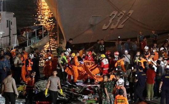 """Rơi máy bay ở Indonesia: Phi cơ của Lion Air có tiếng động cơ nổ """"bất thường"""" trước ngày gặp nạn - Ảnh 2"""