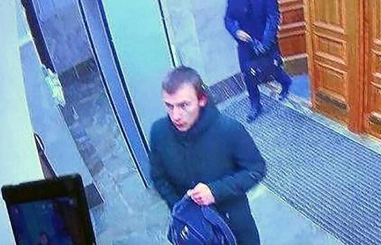 Hé lộ chân dung nghi phạm gây ra vụ nổ tại Cơ quan An ninh Liên bang Nga - Ảnh 1