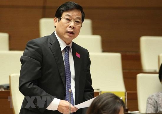 Trung ương cách chức Ủy viên TW Đảng khóa XI với ông Nguyễn Bắc Son - Ảnh 1