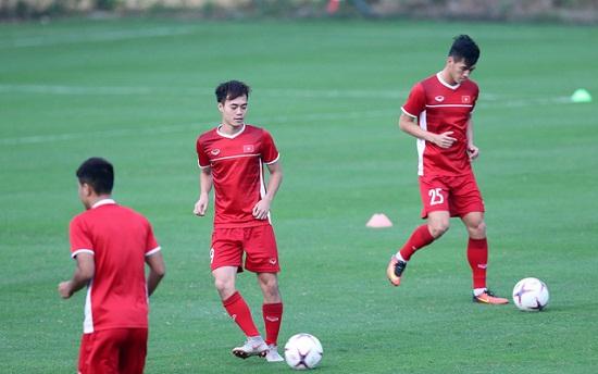 """Thầy trò Park Hang-seo điểm danh những """"át chủ bài"""" của đội tuyển Malaysia - Ảnh 1"""