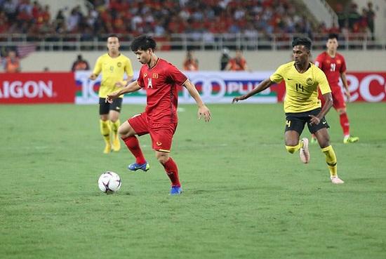 Việt Nam 2- 0 Malaysia: Thầy trò HLV Park Hang Seo viết tiếp lịch sử trên sân Mỹ Đình - Ảnh 2