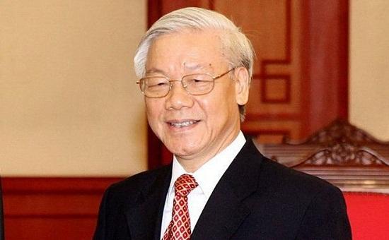 Tổng Bí thư, Chủ tịch nước Nguyễn Phú Trọng gửi thư chúc mừng báo Tiền Phong nhân 65 năm ra số đầu tiên - Ảnh 1