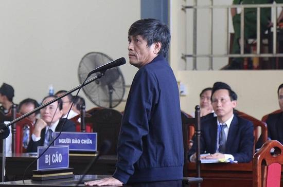 """Lời khai nhân chứng C50 """"tố cáo"""" sự quanh co của ông Nguyễn Thanh Hóa - Ảnh 1"""