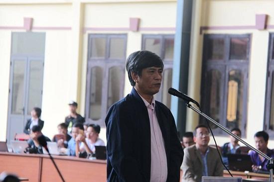 Ông Nguyễn Thanh Hoá đổ tại phòng giam nóng bức nên khai không chính xác - Ảnh 1