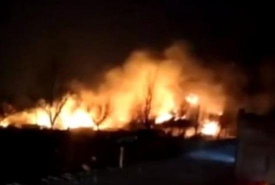 Nổ nhà máy sản xuất ôtô trong đêm, 26 người thương vong, 41 tòa nhà bị hư hại - Ảnh 1