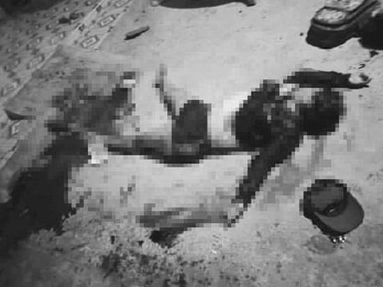 Vụ chồng giết vợ rồi tự tử: Nghi phạm từng đánh đập con gái 2 tuổi rồi tung hình lên mạng - Ảnh 2