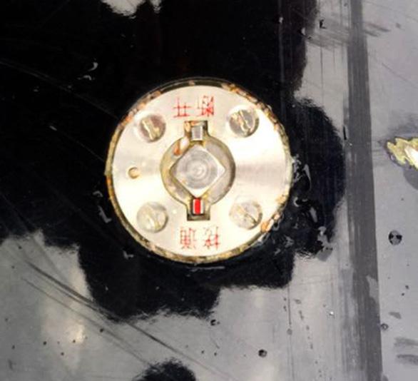 Xác minh vật thể lạ nghi ngư lôi trôi dạt vào bờ biển Phú Yên - Ảnh 3