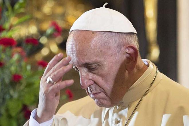"""Vụ đánh bom tại Ai Cập: Giáo hoàng Francis bày tỏ """"vô cùng đau đớn"""" - Ảnh 1"""