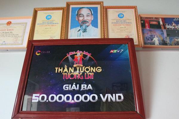 """Hà Quỳnh Như: Từ cô bé 3 tuổi """"nghiện"""" dân ca Ví Giặm đến quán quân Giọng hát Việt nhí 2018 - Ảnh 2"""
