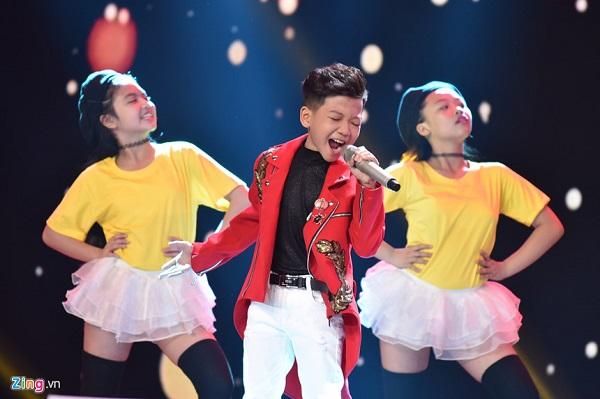 Thí sinh đội Hồ Hoài Anh, Lưu Hương Giang lội ngược dòng, xuất sắc trở thành quán quân Giọng hát Việt nhí 2018 - Ảnh 1