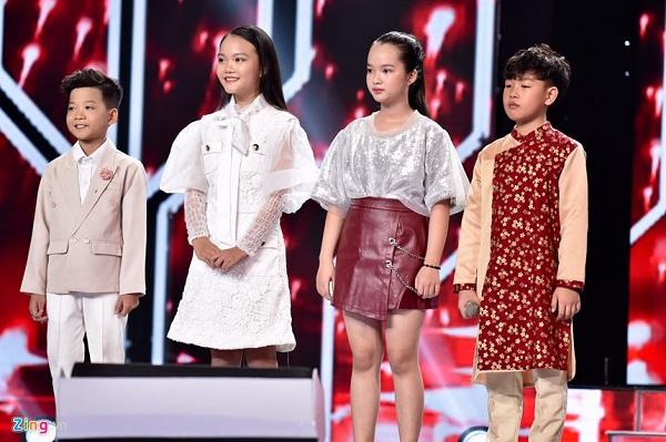 Thí sinh đội Hồ Hoài Anh, Lưu Hương Giang lội ngược dòng, xuất sắc trở thành quán quân Giọng hát Việt nhí 2018 - Ảnh 4