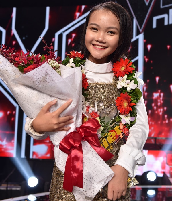 Thí sinh đội Hồ Hoài Anh, Lưu Hương Giang lội ngược dòng, xuất sắc trở thành quán quân Giọng hát Việt nhí 2018 - Ảnh 5
