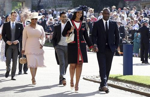 Những hình ảnh đầu tiên về đám cưới Hoàng tử Harry và diễn viên Meghan Markle - Ảnh 9