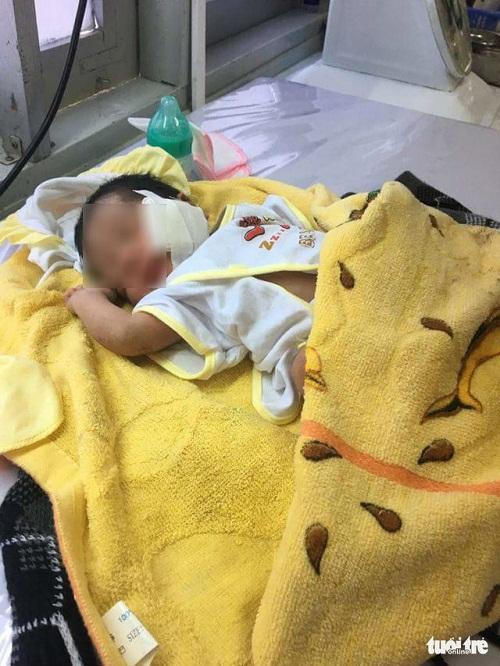 Xác định danh tính người mẹ lạnh lùng chôn sống bé sơ sinh ở Bình Thuận - Ảnh 2