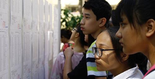 Thời gian cụ thể nộp hồ sơ nhập học lớp 10 các trường THPT tại Hà Nội - Ảnh 1