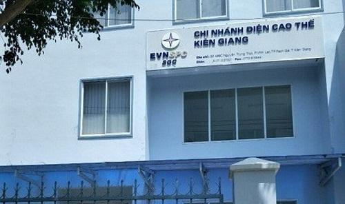 Kiên Giang: Giám đốc điện lực bổ nhiệm vợ làm lãnh đạo bị cách chức - Ảnh 1