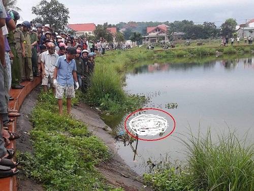 Quảng Trị: Phát hiện thi thể nam thanh niên ở hồ công viên sau 3 ngày mất tích - Ảnh 1